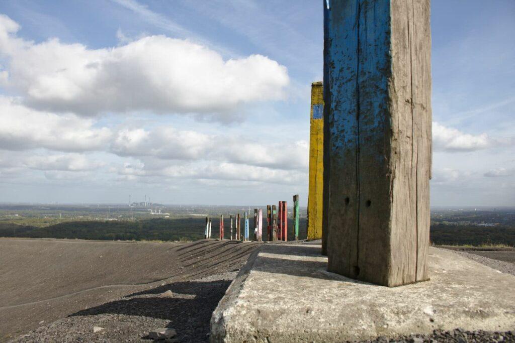 Inspiration: Aussicht von der Halde Haniel in Bottrop