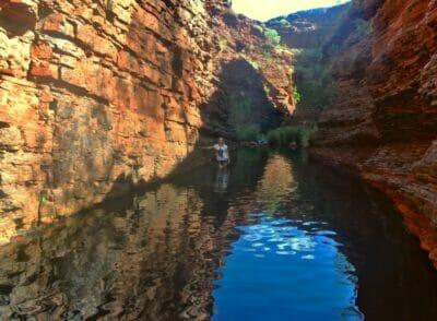 AUSTRALIEN: Lieblingsplätze: Der überwältigende Karijini Nationalpark