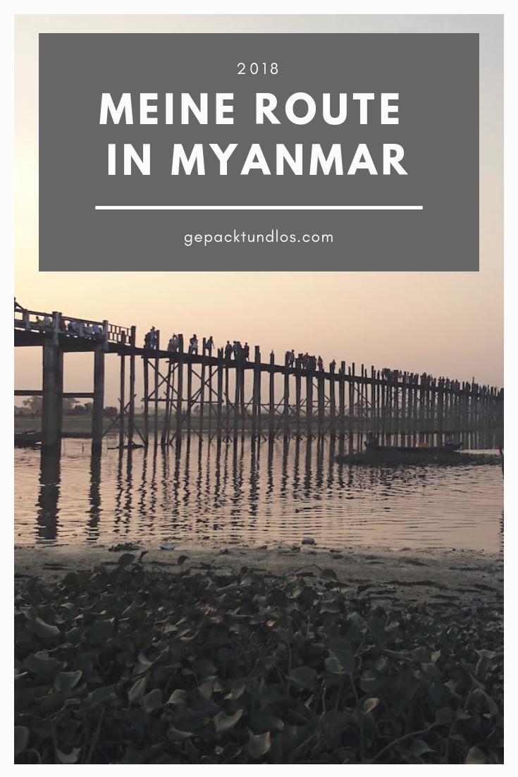 %23Alleinreisen %23Asien %23Routen %23Myanmar %23Januar Meine Myanmar  Backpacking Route ☼ Allein als Frau 2 Wochen durchs Land ☼ Mandalay, Bagan, Yangon ☼ Wandern Kalaw > Inle Lake ☼ Pagoden & buddhistische Tempel...
