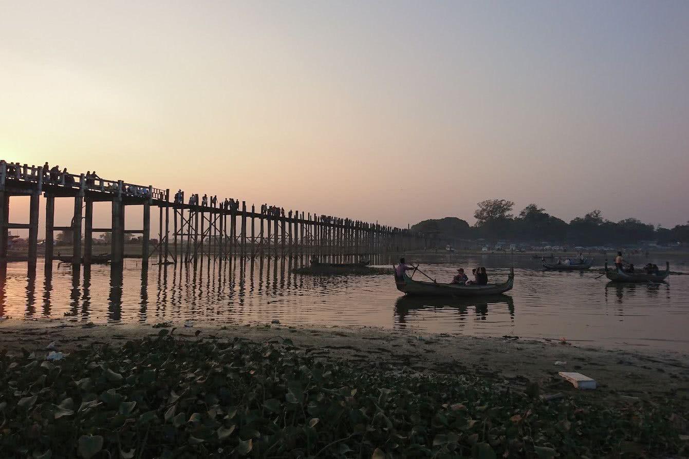 Route: Meine Highlights in Myanmar