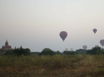 Lieblingsplätze: Old Bagan - Der Ort der Tausenden Pagoden und Stupas