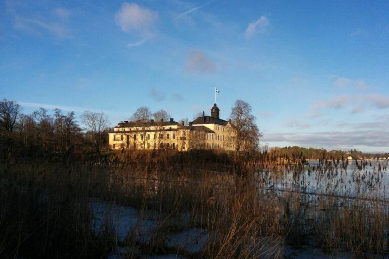 Mehr Sehen: Stockholm – Ulriksdal Schloss und Tyresta Nationalpark