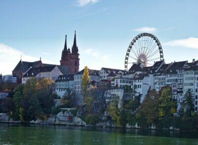 SCHWEIZ: Basel: 5 Sehenswürdigkeiten & Tipps für die Städtereise