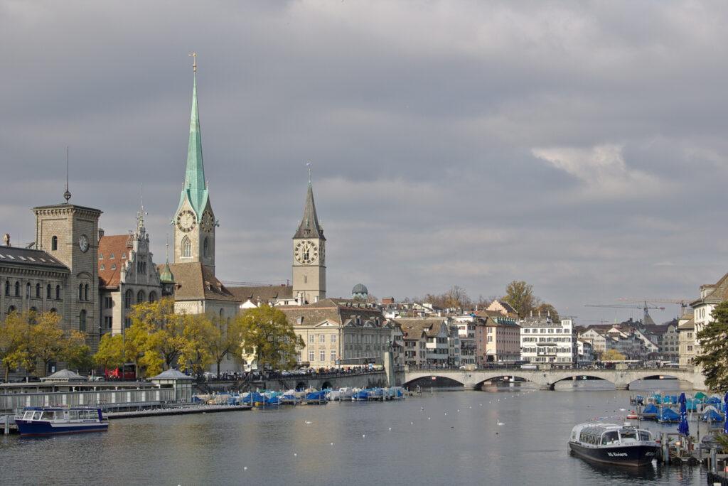 Zürich in der Schweiz: Unsere 5 Highlights