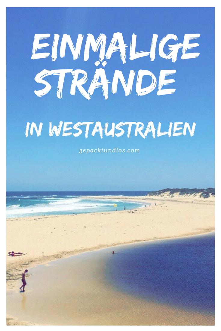 %23Strände %23UNESCOWelterbe %23Australien Westaustralien: 12 außergewöhnliche Strände Wann ist ein Strand ein Strand? Nicht immer laden Strände zum Schwimmen ein. Oder sie tun es, aber man sollte es tunlichst unterlassen. In diesem Artikel möchten wir auf besondere Strände in Westaustralien, zwischen Broome und Albany, aufmerksam machen: Strände zum Schwimmen und Schnorcheln, historische Strände und gefährliche Strände. Strände in roter, gelber und blauer Farbe. Sandsträn...