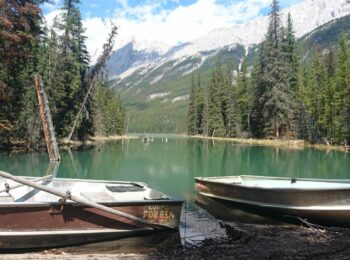 Roadtrip West-Kanada: Vancouver und Nationalpark-Hopping