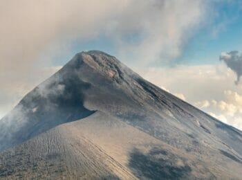 MEXIKO: Der Acatenango: Bist du bereit diesen Vulkan zu besteigen?