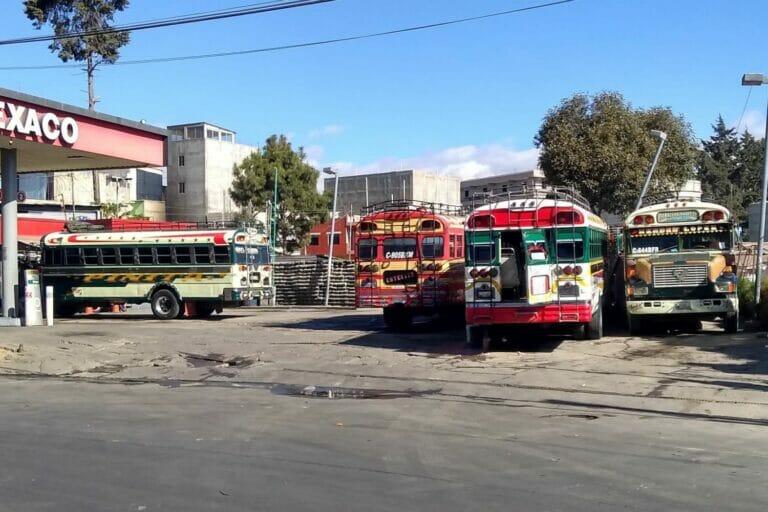 Weltreise: Xela und die mühselige Anfahrt zum Atitlan See