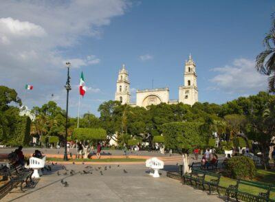 MEXIKO: Weltreise: Mérida, Celestún und Campeche