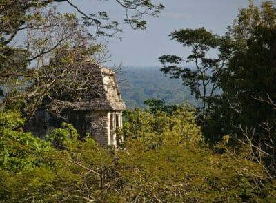 MEXIKO: Weltreise: Palenque – Wasserfälle und Ruinen im Dschungel