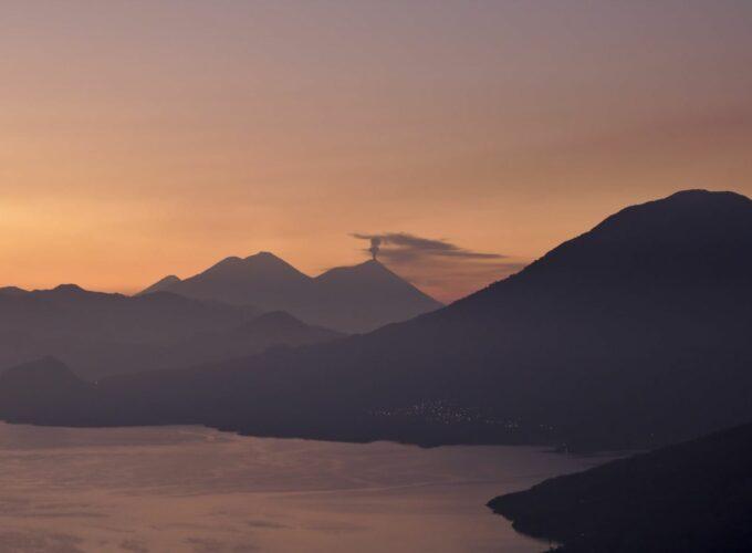 Weltreise: Vulkane, Wasser und Entspannung am Atitlán See
