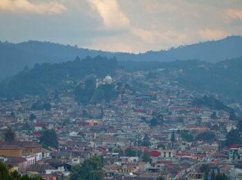 Weltreise: San Cristóbal und die Grenze zu Guatemala
