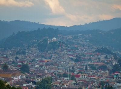 MEXIKO: Weltreise: San Cristóbal und die Grenze zu Guatemala