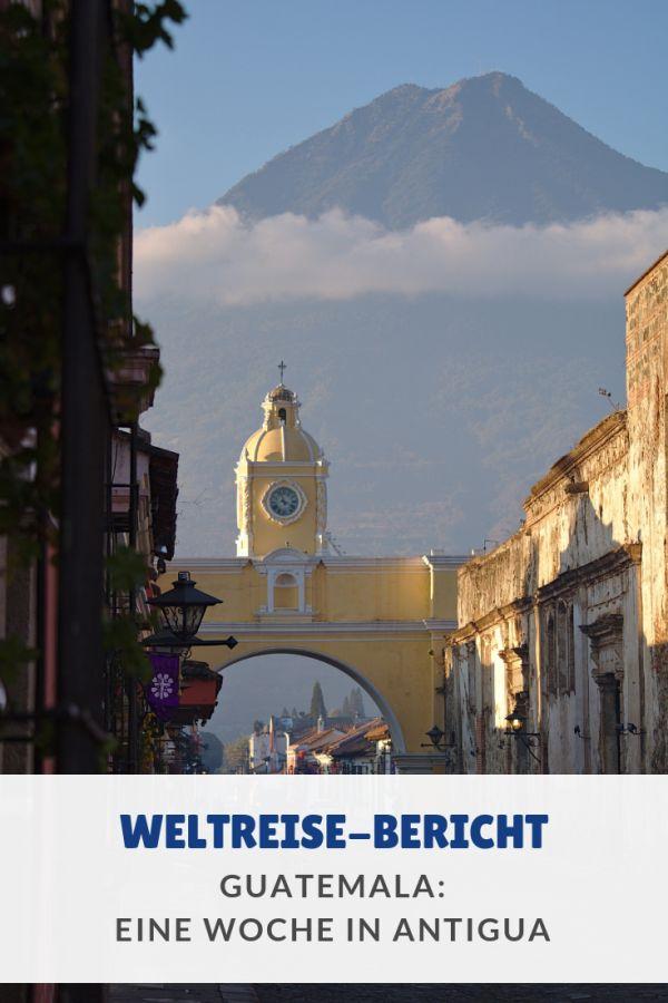 %23UNESCOWelterbe %23Weltreise %23Berichte %23Antigua %23Guatemala Weltreise: Die alte Hauptstadt Antigua Nach unserer wunderbaren Zeit am Atitlán See fuhren wir nun weiter nach Antigua. Die ehemalige Hauptstadt Guatemalas ist eine uralte Kolonialstadt, die nicht nur mit ihrer Architektur überzeugt, sondern auch Ausgangspunkt für eine der abenteuerlichsten Wanderungen in Guatemala ist: Die Besteigung des Acatenango Vulkans. ...