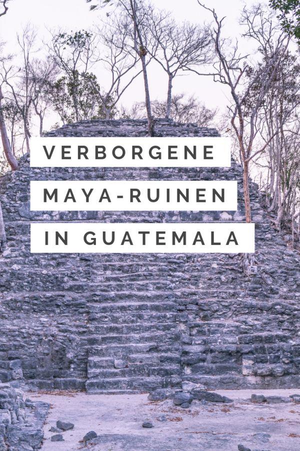 %23Wandern %23Weltreise %23Guatemala %23ElMirador El Mirador: Warum wir in Guatemala 6 Tage durch den Dschungel wanderten Als eines der größten Abenteuer, die wir in Guatemala erlebt haben, zählt sicherlich die Wanderung nach El Mirador. Sechs Tage und fünf Nächte lang waren wir ohne Strom, Internet und fließendem Wasser unterwegs durch den Urwald. Warum wir das gemacht haben? Mitten im unberührten Wald gibt es einer der ältesten und größten Maya-Siedlungen, die je entdeckt w...