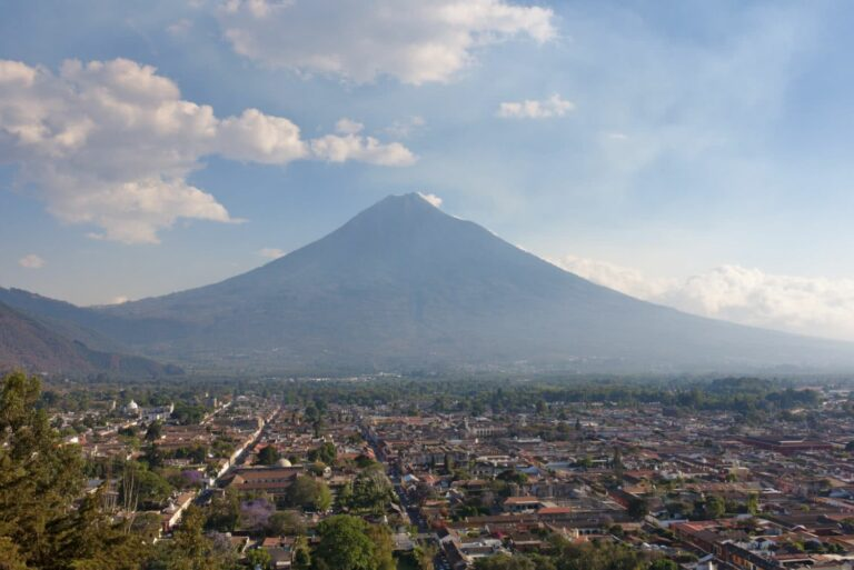 Unsere Backpacking-Route durch Guatemala