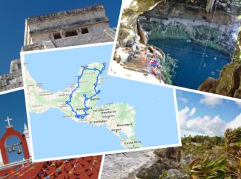 Guatemala: Rundreise durch Mexiko, Guatemala & Belize mit Route (+Tipps)