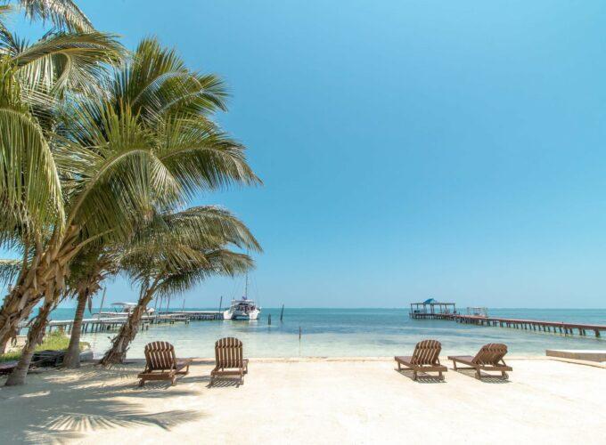 Weltreise 3 Tage Karibik auf Caye Caulker