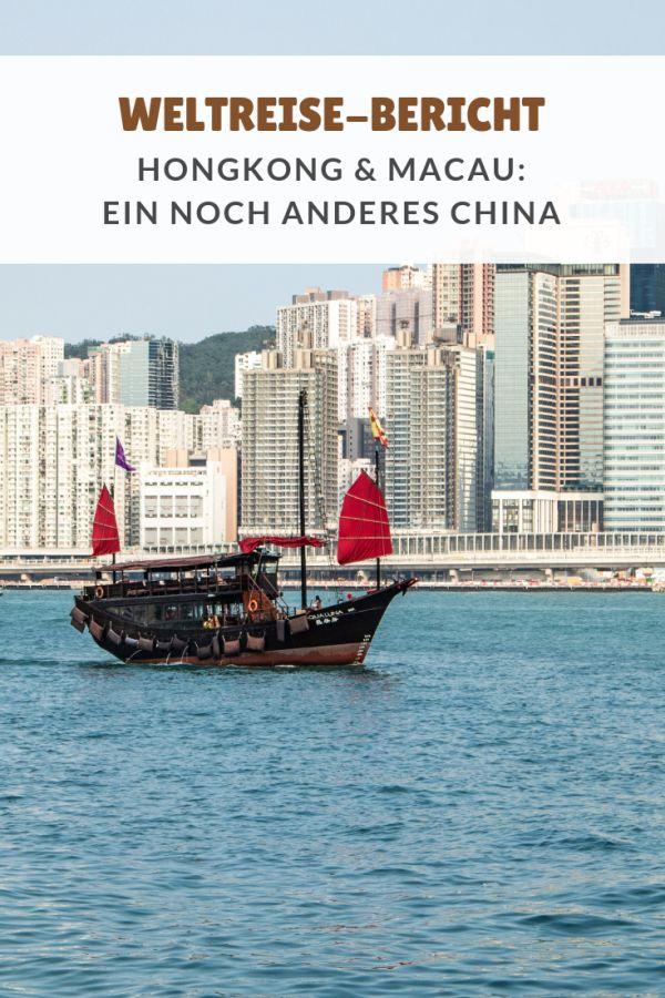 %23Asien %23Metropolen %23Weltreise %23Berichte %23China %23HongKong %23Macau Weltreise: Hongkong und Macau – Noch ein anderes China Vor unserem Weiterflug nach Thailand hatten wir noch zwei andere Länder auf unsere Reiseliste gesetzt. Je einen Tag hatten wir für die Erkundung von Hongkong und Macau eingeplant. Auch in dieser kurzen Zeit konnten wir so einiges sehen. ...