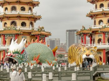Weltreise: Kaohsiung – Wieder Großstadt