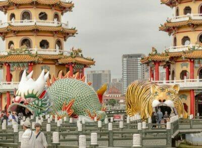 TAIWAN: Weltreise: Kaohsiung – Wieder Großstadt
