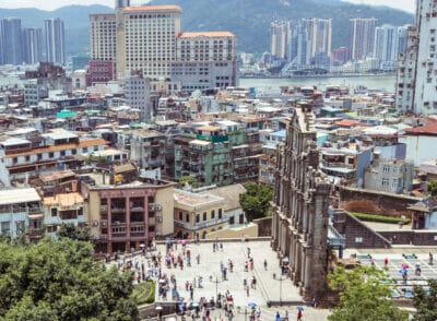 MACAU: Macau: Unsere Highlights für einen Tag