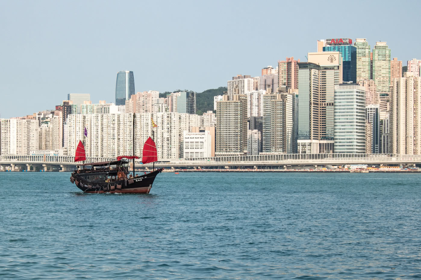 Unsere Backpacking Route durch Ostasien: Taiwan, Hong Kong und Macau