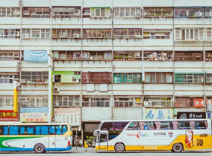Weltreise: Tainan und Taichung – ein regnerischer Abschied