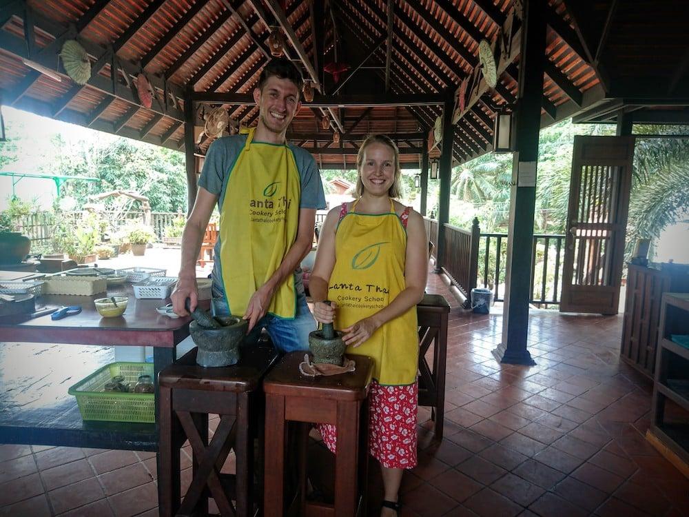 Weltreise: Koh Lanta –Essen, Entspannen, Arbeiten 10