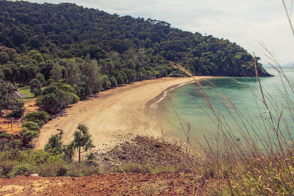 Koh Lantas Sehenswürdigkeiten: Mu Ko Lanta Nationalpark