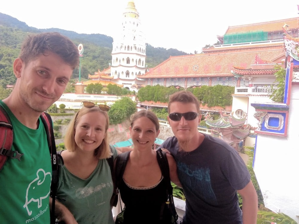 Weltreise: Penang – George Town, Natur und Tempel 2
