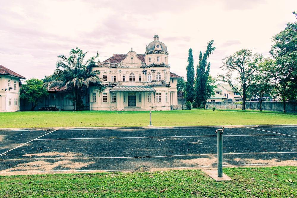 Altes Kolonialhaus in Penang