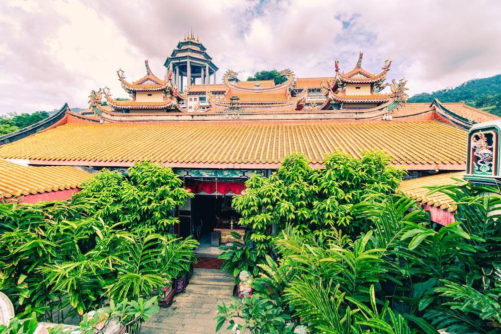 Der Kek Lok Si Tempel