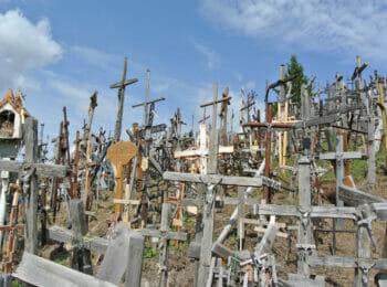 VERSCHIEDENE LäNDER: Wallfahrtsort in Litauen – Der Berg der Kreuze