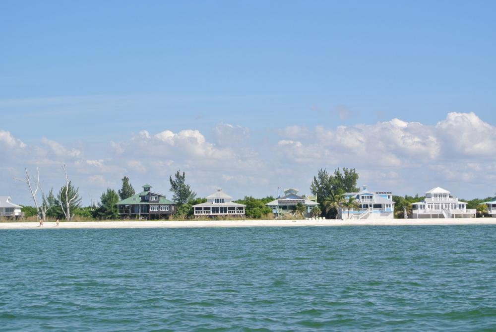 Die bekannten Florida Keys in den USA