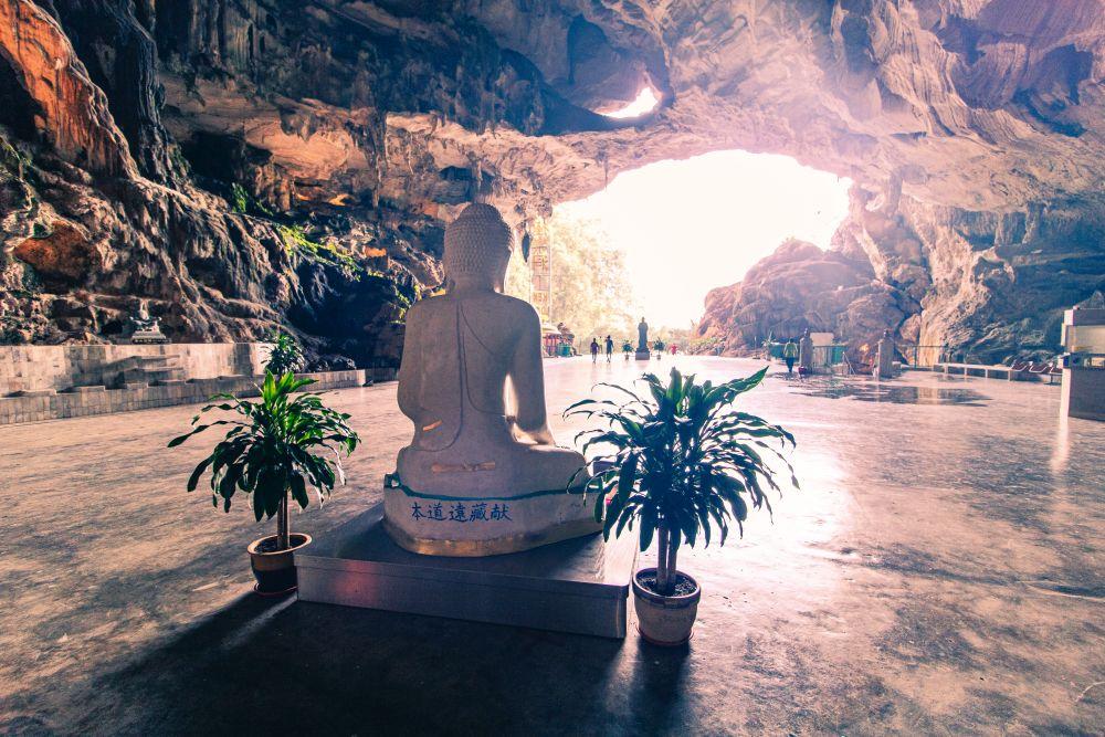 Malaysia Ipoh Höhlentempel