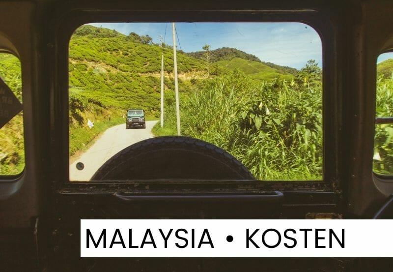 Backpacking-Kosten in Malaysia: So viel haben wir ausgegeben
