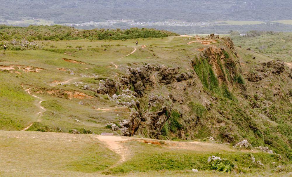 Taiwan Die raue Küste im Kenting Nationalpark