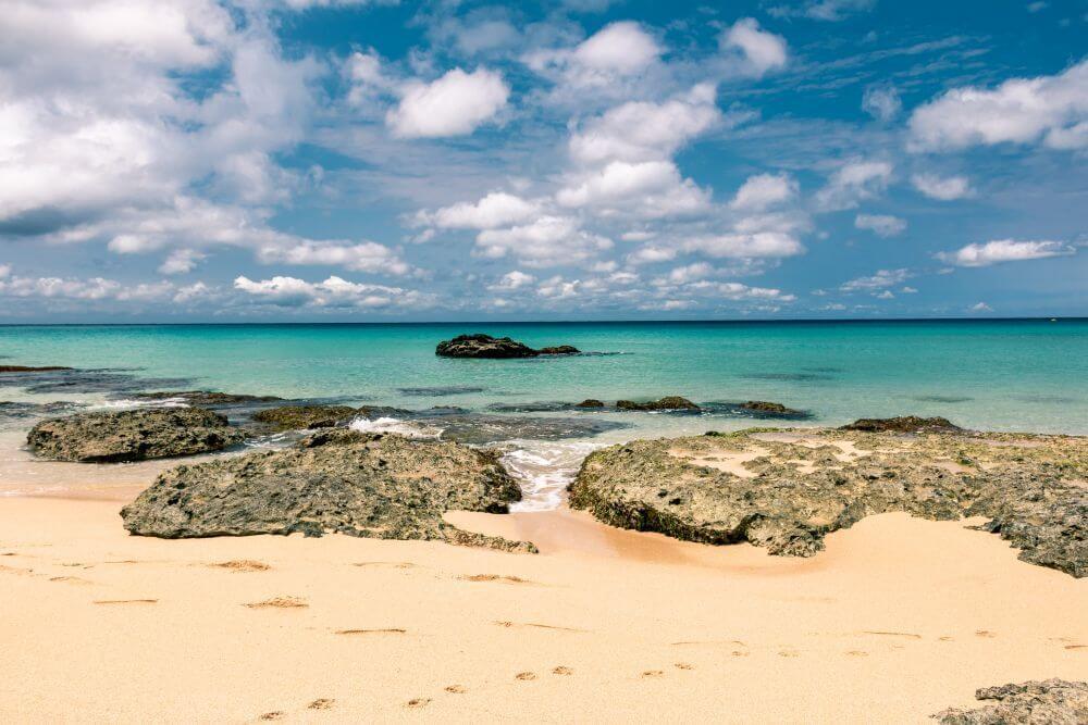 Taiwan Ein traumhafter Strand im Kenting Nationalpark