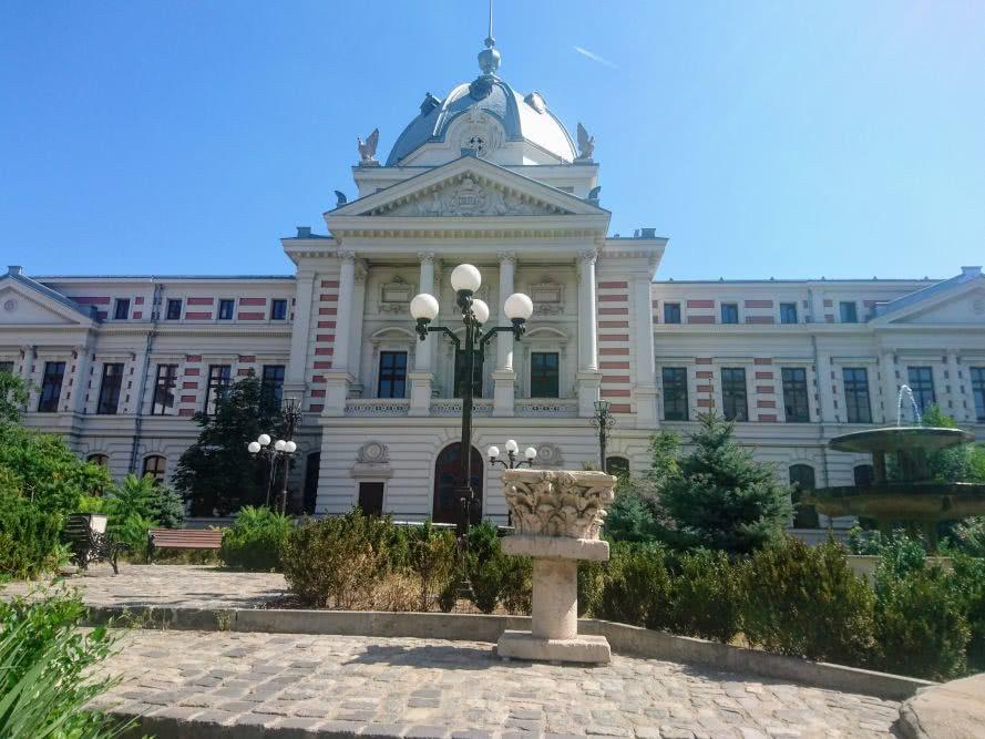 Bukarester Sehenswürdigkeit: Das wohl schönste Krankenhaus (Spitalul Colțea)