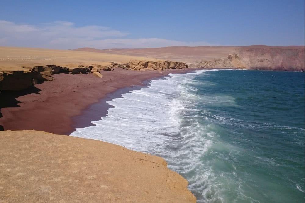 Peru Islas Ballestas und Paracas
