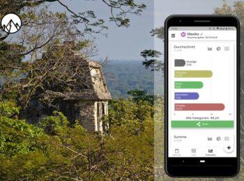 VERSCHIEDENE LäNDER: Reisekosten App: Trexpense – So einfach tracken wir alle Ausgaben