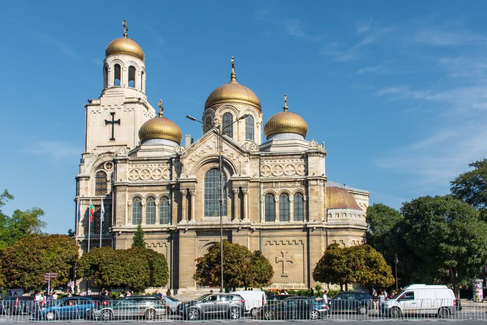 Sehenswürdigkeit Varna Kathedrale