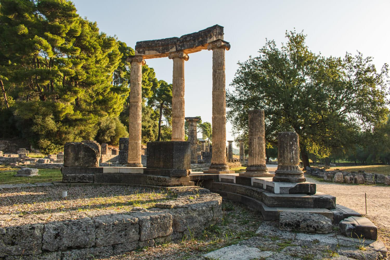 Olympia – Sehenswertes & Tipps für die antike Stadt in Griechenland