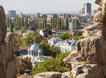 Backpacking durch Bulgarien: Unser 3-Städte-Trip mit dem Zug