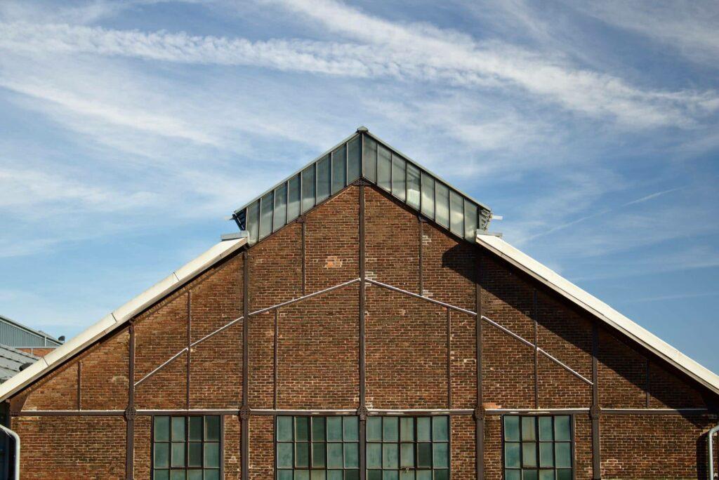 Industrieromantik im Ruhrgebiet: Die Jahrhunderthalle Bochum.