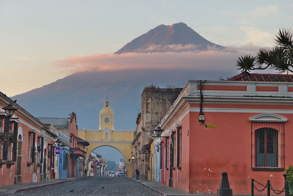 Guatemala Backpacking