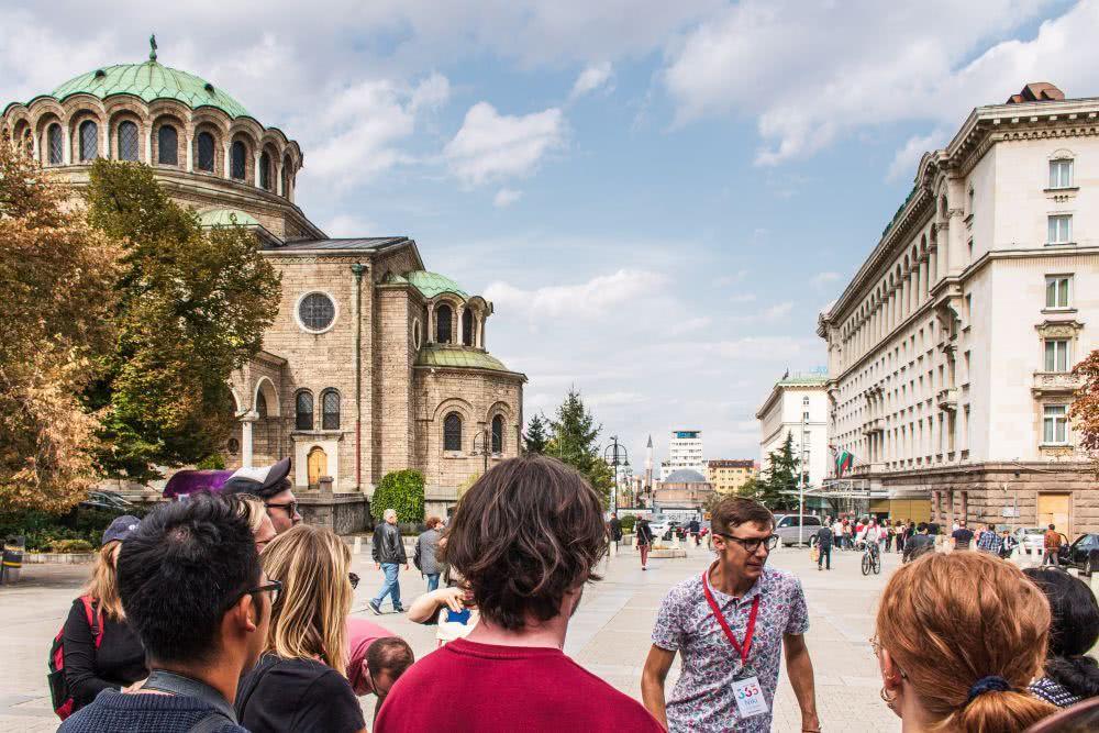 Bulgariens Sehenswürdigkeiten Free Walking Tour Plovdiv