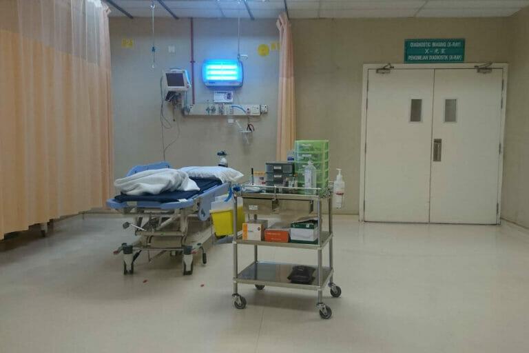 Kranksein auf Weltreise: Was uns alles passierte und warum eine Auslandsreise-Krankenversicherung so wichtig ist