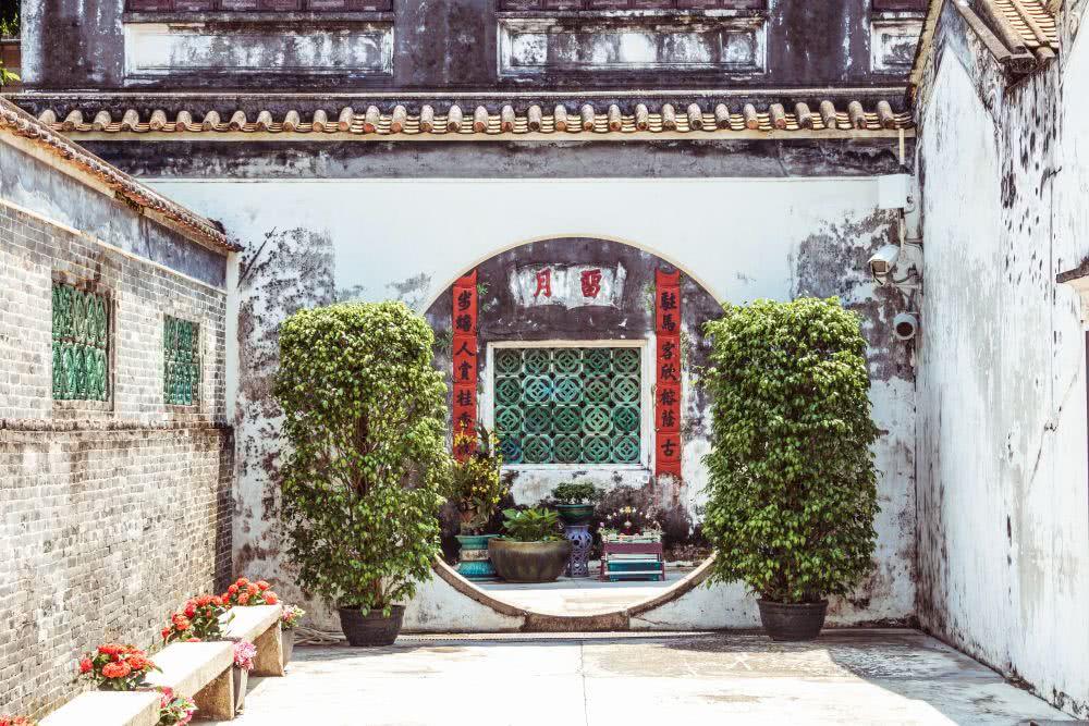 Das rieseige Anwesen Casa do Mandarim ist ein Highlight in Macau